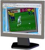 Модель монитора . CAD-модель в SolidWorks 2006