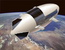 Lockheed Martin построит гигантский военный дирижабль High Altitude Airship