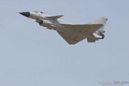Новый китайский истребитель может стать конкурентом российскому МиГ-29