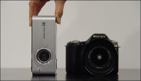 Мобильный проектор SP-P300MK от Samsung