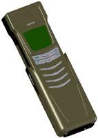 SolidWorks модель телефона Nokia. Работа студента гр. 2055/1 Ирисбекова Р.А.