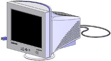 SolidWorks CAD-модель монитора Samsung. Работа студента гр. 2055/2 Капитонова А.И.