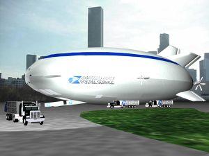 Транспортный воздушный корабль Worldwide Aeros