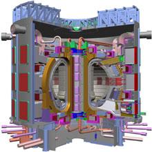 Представители консорциума считают, что создание термоядерного реактора поможет решить проблему истощения энергетических ресурсов Земли.