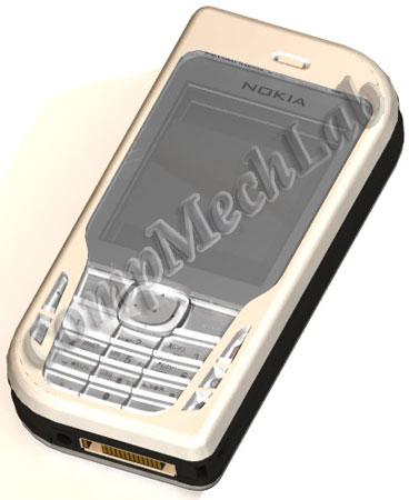 Nokia 6670 application