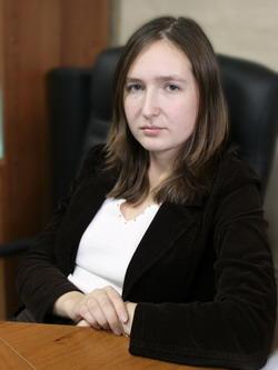Аспирантка каф. МПУ О.Антонова
