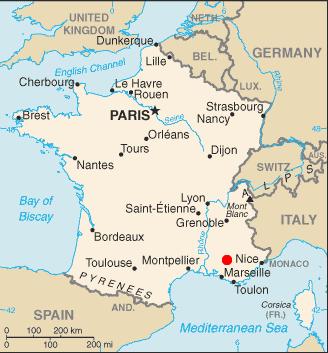 ITER_Cadarache_map_red_dot
