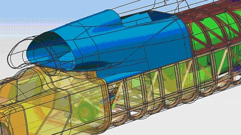 BLOODHOUND_SuperSonic_Car_CAD