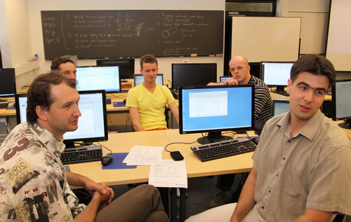 5th CompMechWorkshop (CompMech'2010), Mikkeli University of Applied Sciences, Finland