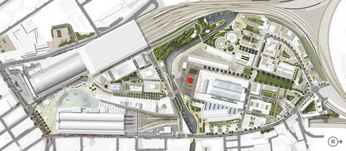MAP_Granary Square_King's Cross_01