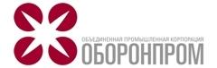 """Логотип Объединенной промышленной корпорации """"Оборонпром"""""""