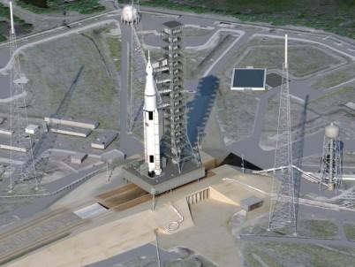 Новый проект NASA - Space Launch System (SLS) - мощнейшая ракета в истории космонавтики