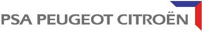 Логотип компании PSA Peugeot Citroen
