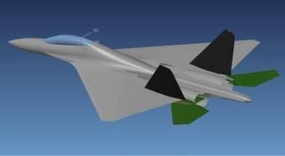 Перспективный истребитель FGFA(Fifth Generation Fighter Aircraft)