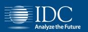 Логотип компании IDC (Inernational Data Corporation)