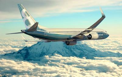 Компания Boeing приступит к заключительному этапу испытаний 737 MAX в аэродинамической трубе