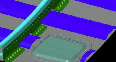 Siemens PLM Software представляет принципиально новый подход к проектированию авиационных конструкций