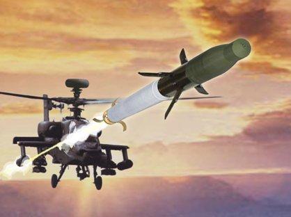 ВМС США проведет испытания ракеты APKWS в боевых условиях