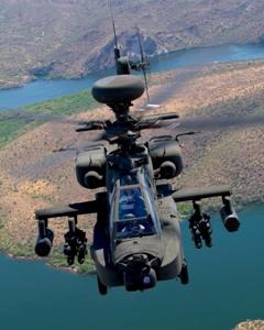 Boeing организует мелкосерийное производство ударных вертолетов Apache Block III