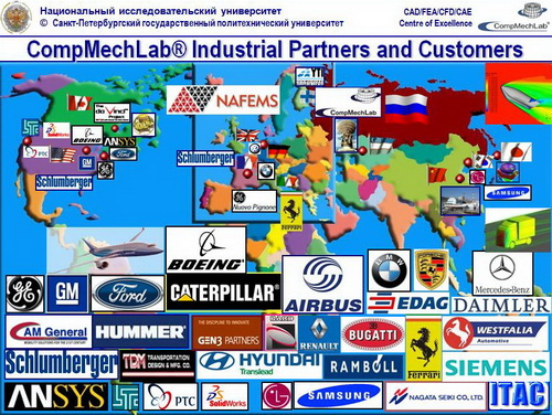2012_CompMechLab's Customers