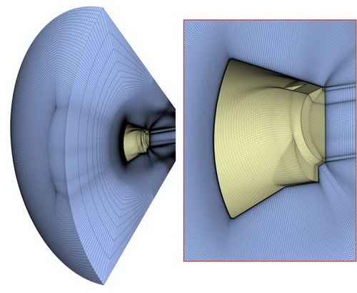 CompMechLab_CFD_ANSYS/CFX_Aerospace_Hypersonic_2009.01