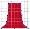 Удар цилиндра по жесткой преграде LS-DYNA