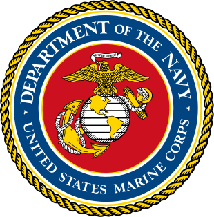 department of the navy marine corps usa