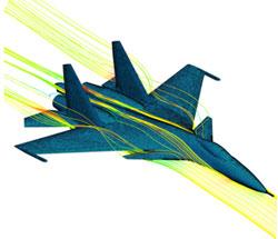 Аэрокосмическая промышленность. CFD расчеты