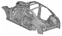 От 3-D CAD модели к полномасштабной конечно-элементной модели автомобиля