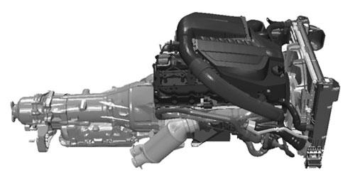 CompMechLab_3-D CAD модель двигателя