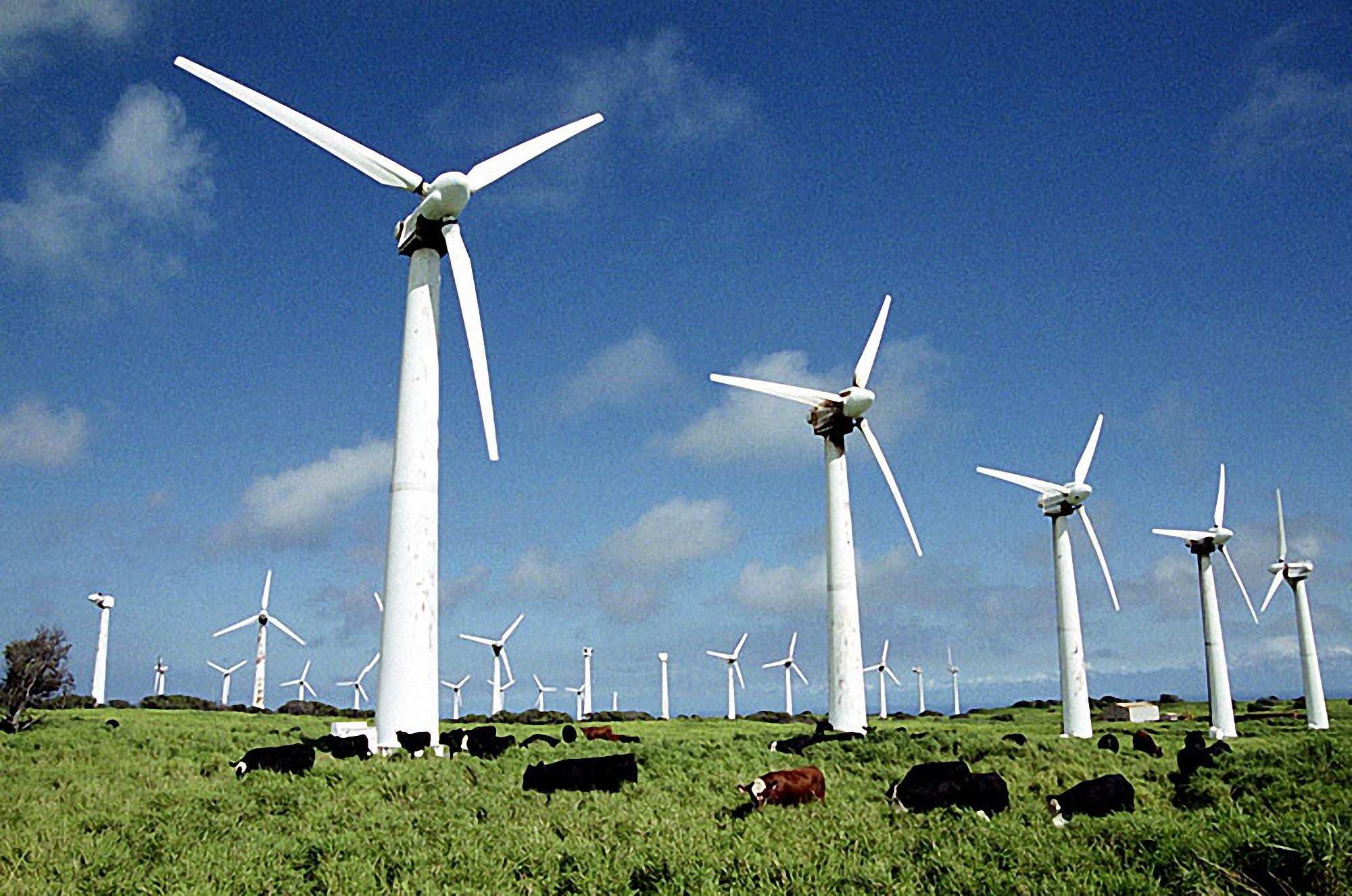 Ветровые установки в Якутии