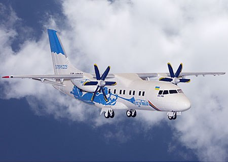 Самолет Ан-140