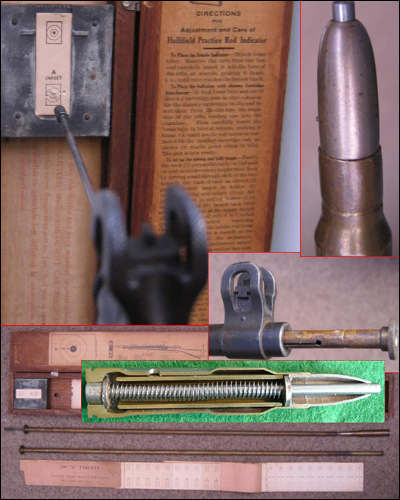 Hollifield Target Practice Rod