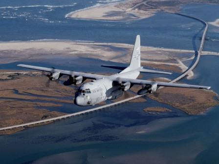 Самолет C-130