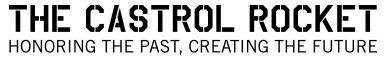 Логотип Castrol Rocket
