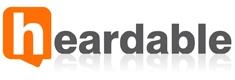 Логотип Heardable