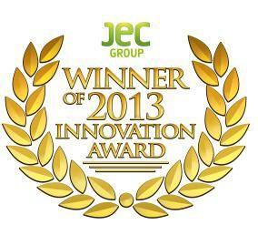 Логотип JEC Europe Innovation Awards