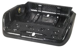 Каркас автомобильного сиденья из термопластичного композитного материала в Opel Astra