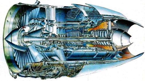 Двигатель ПС-90