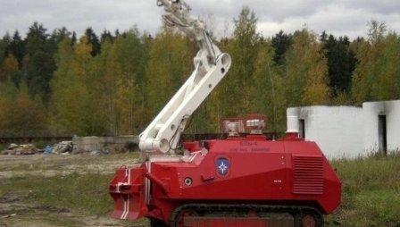 Создание боевой робототехники в г.Коров, Россия