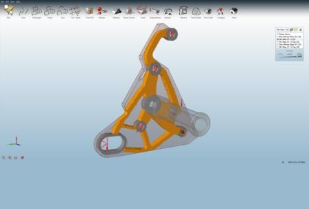 SolidThinking Inspire example