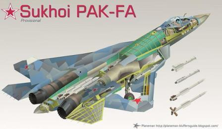 ПАК ФА Т-50