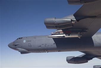 Заключительный полет X-51A Waverider
