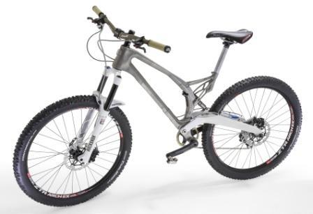 Напечатанный велосипед компании Empire Cycles
