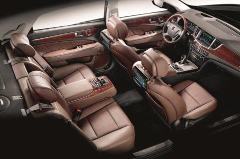 Восток атакует. Новые Hyundai и Kia скоро будут конкурировать по роскоши с Lexus