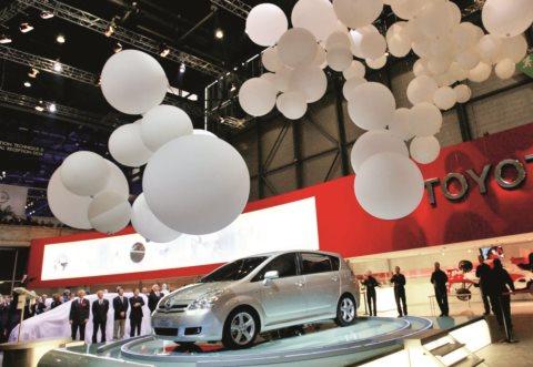 Симбиоз. Глобализация в действии — новая Toyota Verso получит дизельный двигатель BMW