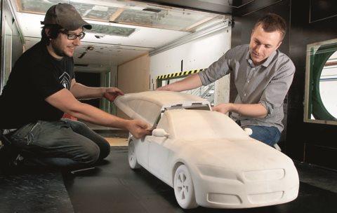 Быстрый ремонт. 3D-печать совершит революцию в автосервисах
