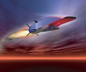 USAF X-51A Waverider