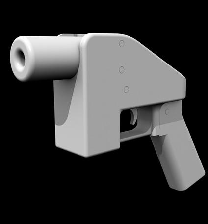 3D-печатный огнестрел