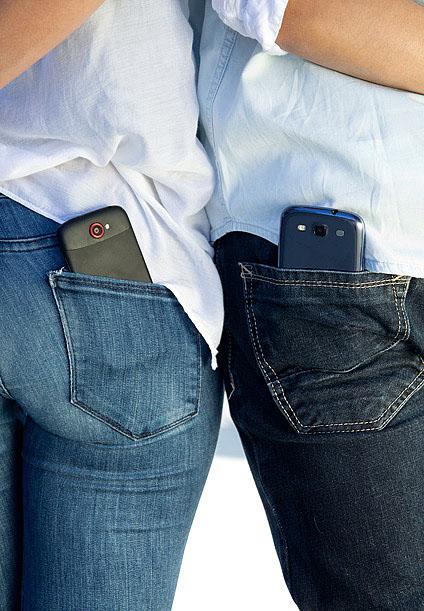 Экспансия смартфонов